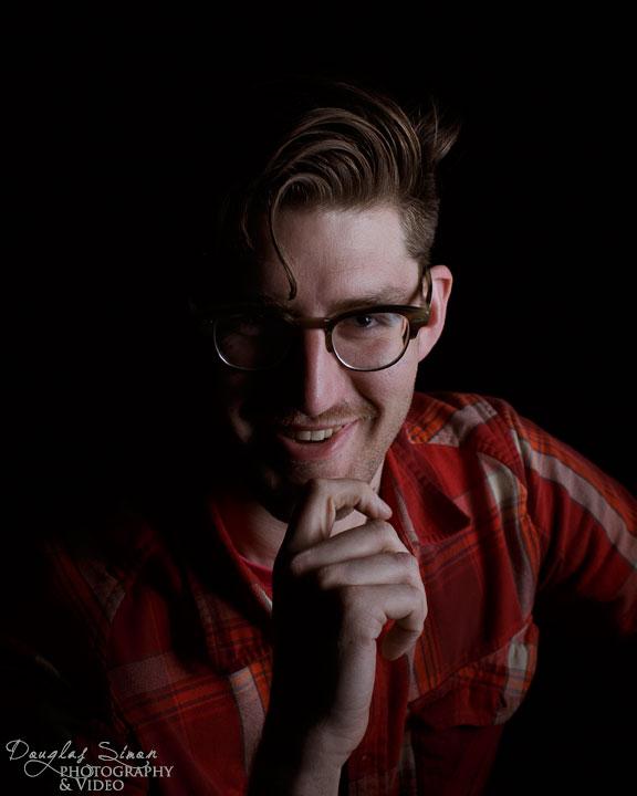 Male Portrait Headshot