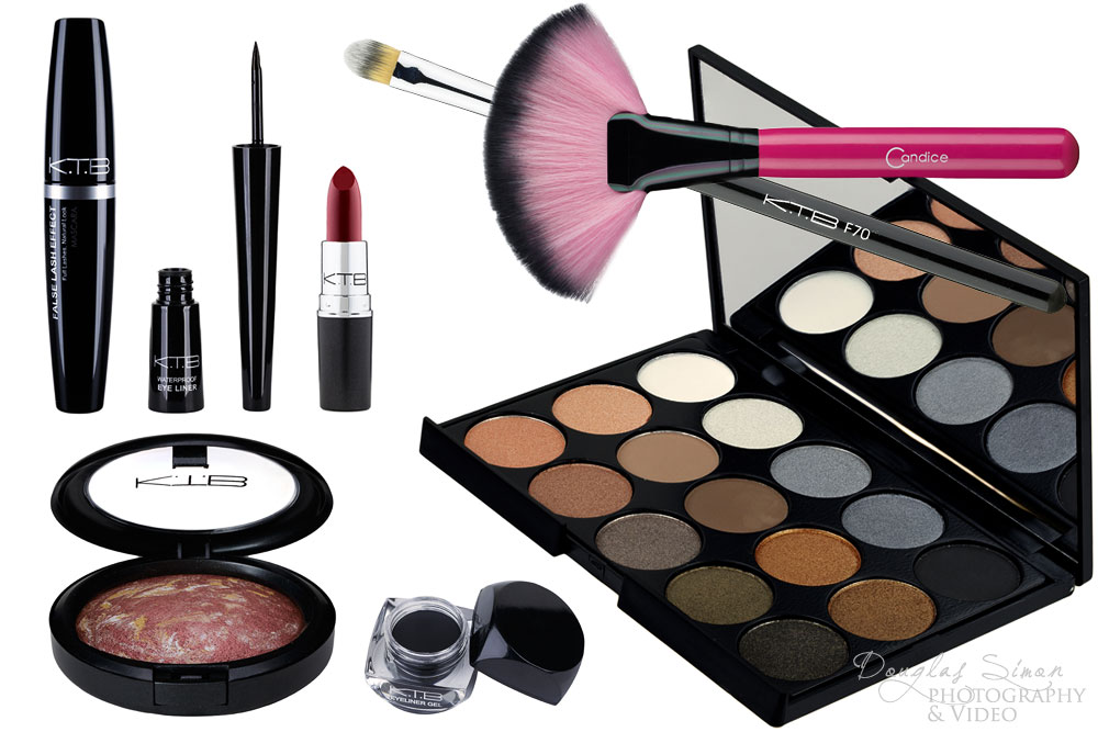 Cosmetic Product Photography