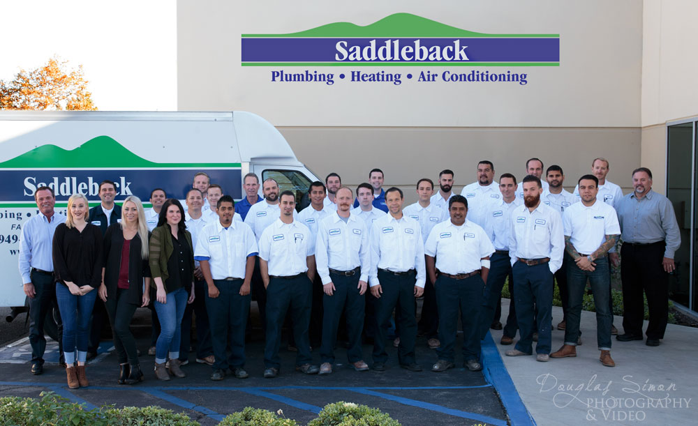 Large Group Staff Photo